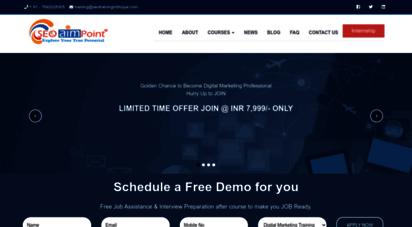 seotraininginbhopal.com - best digital marketing training in bhopal  seo course in bhopal  seo aim point