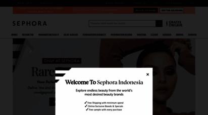 sephora.co.id - sephora indonesia: belanja makeup dan kosmetik online