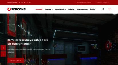 sercons.com.tr -