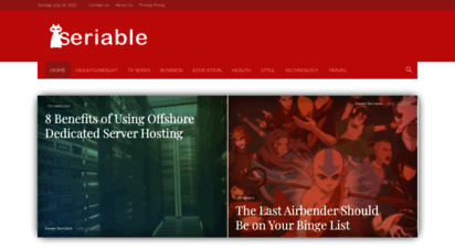 seriable.com - cancelled & renewed tv shows, serialized tv - seriable