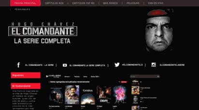 seriecompletaelcomandante.blogspot.com - el comandante - todos los capítulos versión rcn y tnt para ver y descargar