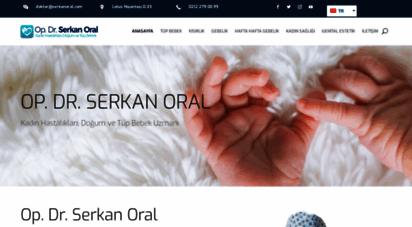 serkanoral.com - tüp bebek tedavisi - op. dr. serkan oral