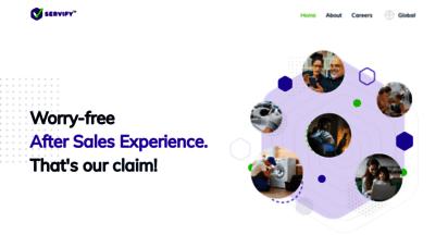 servify.tech - home - servify global