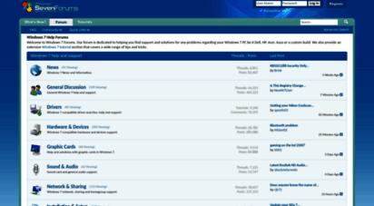 sevenforums.com
