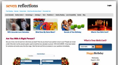 sevenreflections.com -