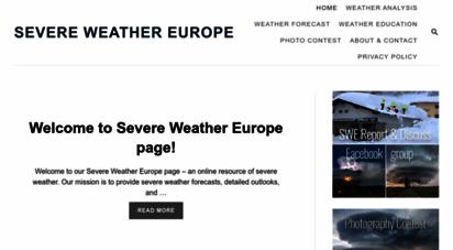 severe-weather.eu -
