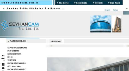 seyhancam.com.tr -