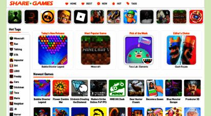 share-games.com - download games - game walkthroughs  share-games
