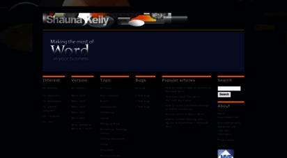 shaunakelly.com -