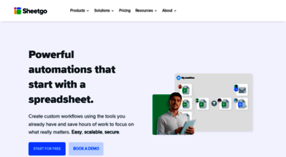 sheetgo.com - sheetgo: create workflows from your spreadsheet