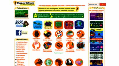 sheppardsoftware.com