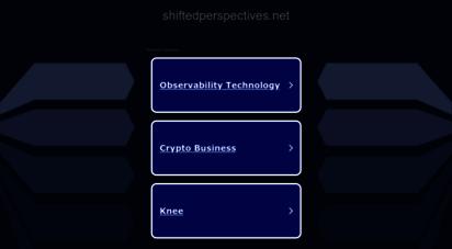 shiftedperspectives.net