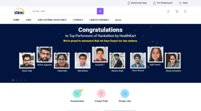shine.com - jobs 2020 - search jobs in india, latest job vacancies, recruitment - shine.com