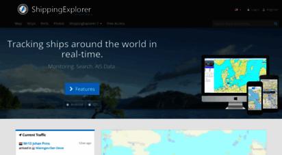 shippingexplorer.net