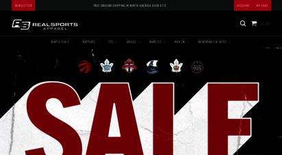 16ae7e6eee8e Welcome to Shop.realsports.ca - Real Sports Apparel - Shop Online ...