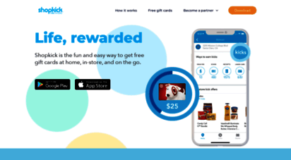 Welcome to Shopkick com - Shopkick | Best Shopping Rewards App