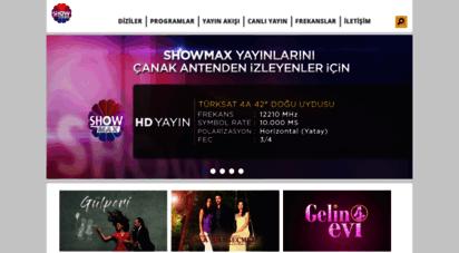 showmax.com.tr -
