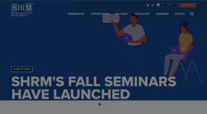 shrm.org - shrm - the voice of all things work