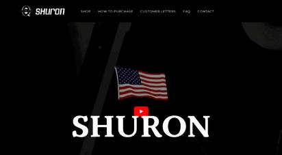 shuron.com - shuron ltd. / shuron.com