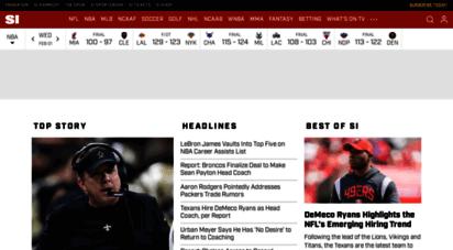 si.com - sports illustrated