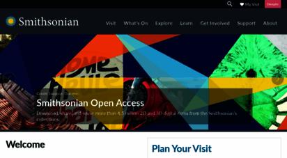 si.edu - smithsonian institution