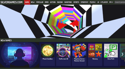 silvergames.com - the best online games on silvergames.com