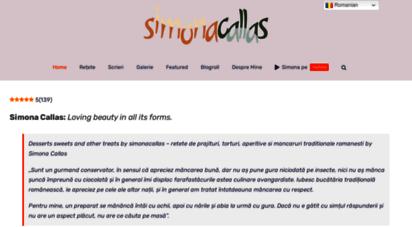 simonacallas.com - desserts, sweets and other treats, by simona callas - simonacallas