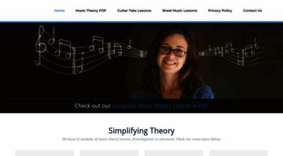 simplifyingtheory.com -
