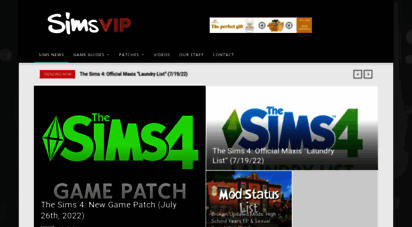 simsvip.com - simsvip - the latest news and s from the sims