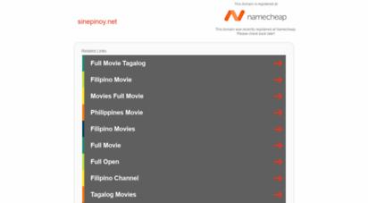 sinepinoy.net -