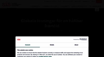 sis.se - svenska institutet för standarder, sis