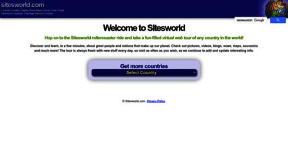 sitesworld.com - sites world