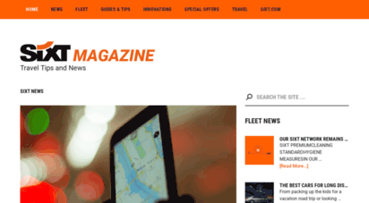 sixtblog.com - sixt blog - news about sixt and great ways to save on car rentals!