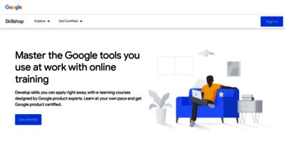 skillshop.withgoogle.com -
