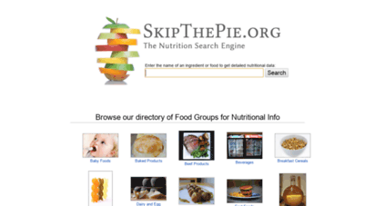 skipthepie.org