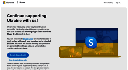 skype.com - skype  communication tool for free calls and chat