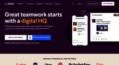 slack.com - unsupported browser  slack