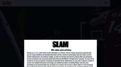 slamonline.com - slam: nba news & rumors, kicks, college & high school, hoops 24/7