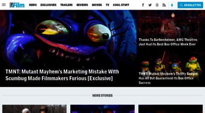 slashfilm.com - /film  blogging the reel world