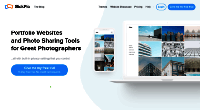 slickpic.com - photo hosting and sharing - first in privacy - slickpic