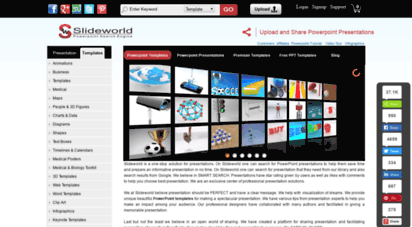 slideworld.com - powerpoint designs, powerpoint presentation  slideworld
