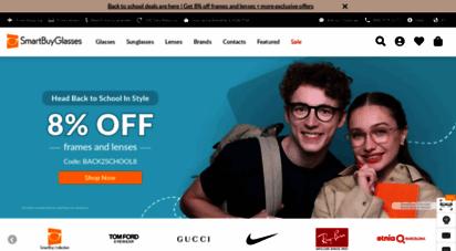 smartbuyglasses.com - designer sunglsss & glsss  up to 70 off  smartbuyglsss usa