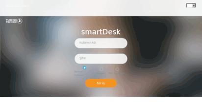 smartdesk.thyteknik.com -