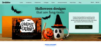 smilebox.com - smilebox: anyone can do it  cards, invites, slideshows & more