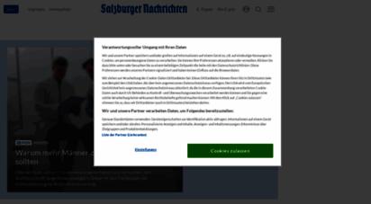sn.at - salzburger naichten  sn.at