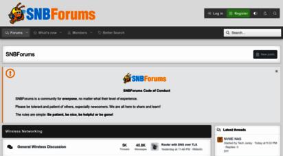 snbforums.com -