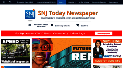 Welcome to Snjtoday com - SNJ Today