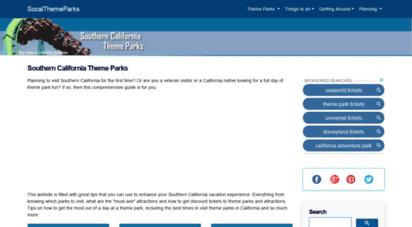 socalthemeparks.com