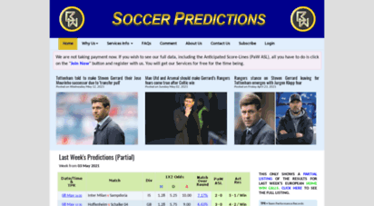 soccer-predictions.com - soccer predictions europe & americas friday, may 22nd, 2020