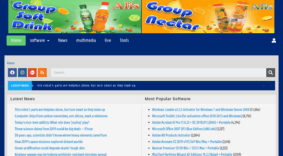 softcnet.com - softcnet.com - everything you want is here. we publish softwares with cracks,patches or keys …